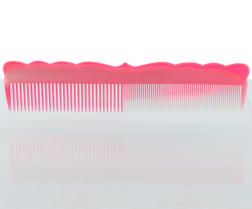 feather, waves comb