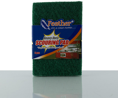 feather, maple scourer